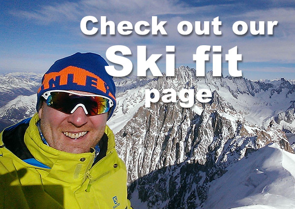 ski fit course
