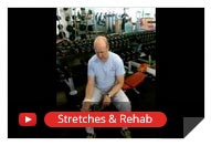 Macksfitness Stretches and Rehab